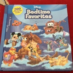 Disney Bedtime Favourites Book